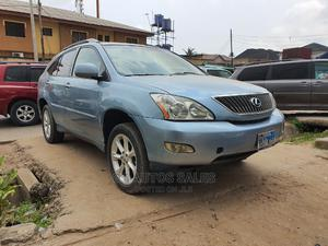 Lexus RX 2009 350 AWD Blue   Cars for sale in Lagos State, Ikeja