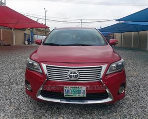 Toyota Corolla 2009 1.8 Exclusive Automatic Red   Cars for sale in Lagos State, Amuwo-Odofin
