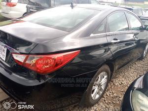 Hyundai Sonata 2014 Black | Cars for sale in Lagos State, Agege