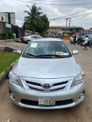 Toyota Corolla 2012 Silver   Cars for sale in Lagos State, Magodo