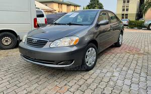 Toyota Corolla 2007 LE Gray   Cars for sale in Lagos State, Yaba