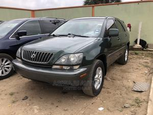 Lexus RX 2000 300 2WD Green   Cars for sale in Lagos State, Ojodu