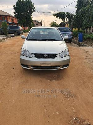 Toyota Corolla 2007 Silver   Cars for sale in Lagos State, Ikeja