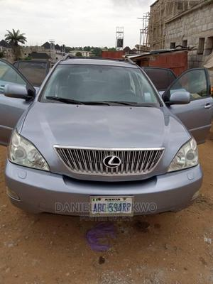 Lexus RX 2008 Blue   Cars for sale in Plateau State, Jos