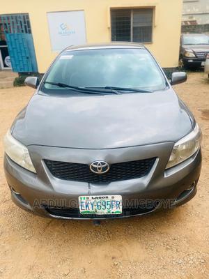 Toyota Corolla 2009 1.8 Advanced Gray | Cars for sale in Oyo State, Ibadan