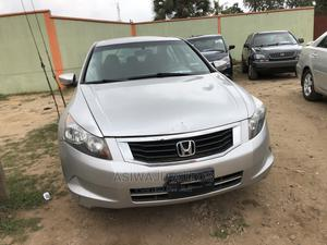 Honda Accord 2008 2.0 Comfort Silver | Cars for sale in Lagos State, Ogba