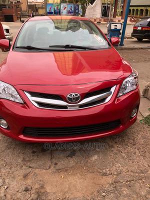 Toyota Corolla 2009 Red   Cars for sale in Oyo State, Ibadan