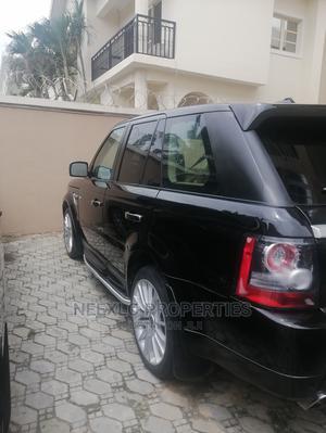 Land Rover Range Rover Sport 2008 4.2 V8 SC Black   Cars for sale in Lagos State, Ajah