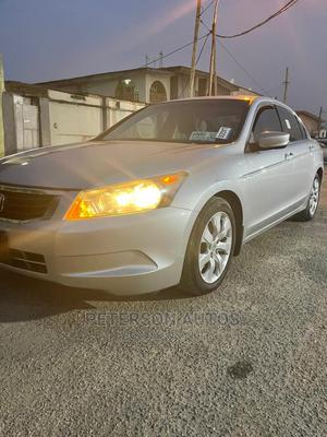 Honda Accord 2008 Silver | Cars for sale in Lagos State, Gbagada