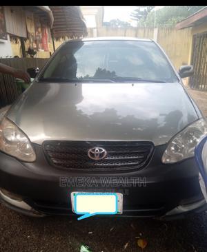 Toyota Corolla 2004 S Gray   Cars for sale in Edo State, Benin City