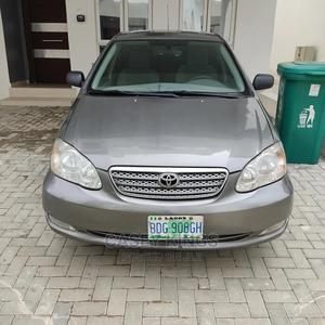 Toyota Corolla 2008 Gray   Cars for sale in Lagos State, Ikeja