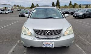 Lexus RX 2007 350 4x4 Silver   Cars for sale in Lagos State, Alimosho