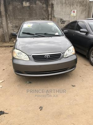 Toyota Corolla 2006 LE Gray | Cars for sale in Lagos State, Abule Egba