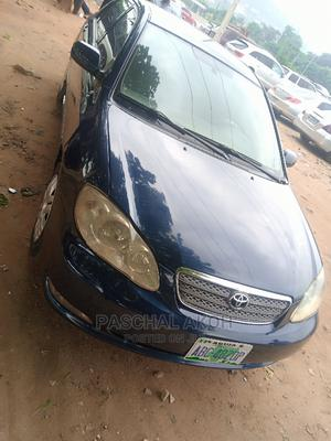 Toyota Corolla 2007 LE Blue   Cars for sale in Abuja (FCT) State, Gwarinpa