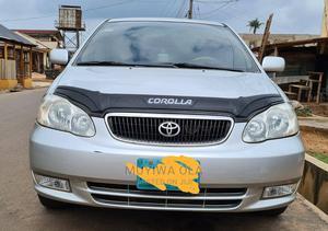 Toyota Corolla Altis 2007 1.8 Silver   Cars for sale in Ondo State, Akure