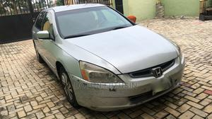 Honda Accord 2005 Silver | Cars for sale in Lagos State, Ikorodu