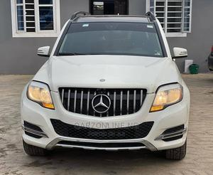 Mercedes-Benz GLK-Class 2015 White | Cars for sale in Lagos State, Ogba