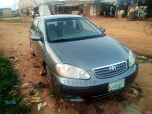 Toyota Corolla 2004 Sedan Automatic Black | Cars for sale in Lagos State, Ipaja
