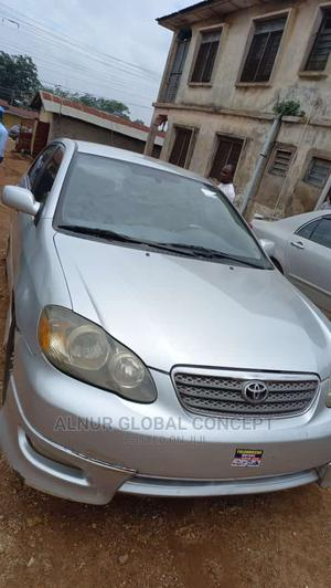 Toyota Corolla 2006 S Silver   Cars for sale in Kwara State, Ilorin West