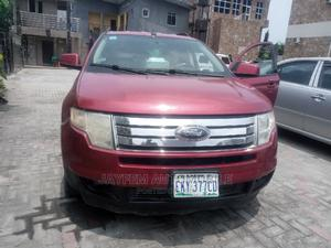 Ford Edge 2009 Red | Cars for sale in Lagos State, Ajah
