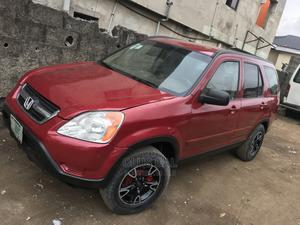 Honda CR-V 2004 2.0i ES Automatic Red | Cars for sale in Lagos State, Gbagada