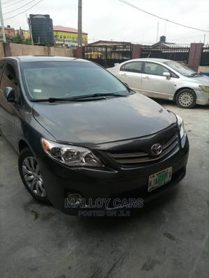 Toyota Corolla 2013 Gray   Cars for sale in Lagos State, Ikeja