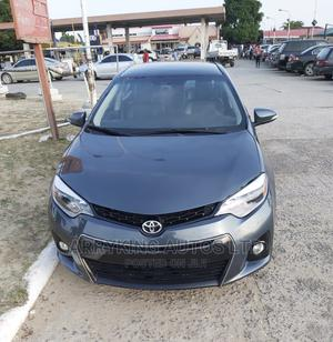 Toyota Corolla 2015 Blue | Cars for sale in Lagos State, Ajah