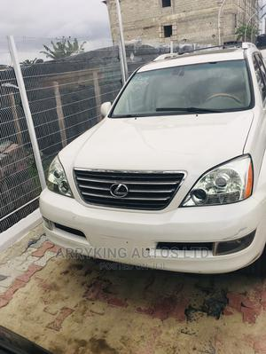 Lexus GX 2005 470 Sport Utility White   Cars for sale in Lagos State, Ajah