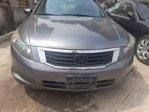 Honda Accord 2008 2.0 Comfort Automatic Gray | Cars for sale in Lagos State, Surulere