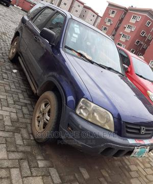 Honda CR-V 1997 2.0 4WD Automatic Blue | Cars for sale in Lagos State, Ikotun/Igando