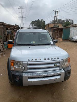 Land Rover LR3 2006 HSE Silver | Cars for sale in Lagos State, Ifako-Ijaiye