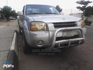 Nissan Frontier 2002 Silver   Cars for sale in Lagos State, Ikeja