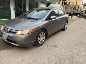 Honda Civic 2008 Gray | Cars for sale in Lagos State, Abule Egba