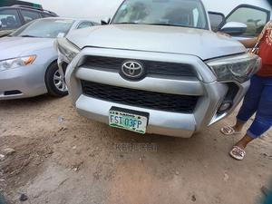 Toyota 4-Runner 2015 Silver   Cars for sale in Lagos State, Ogudu