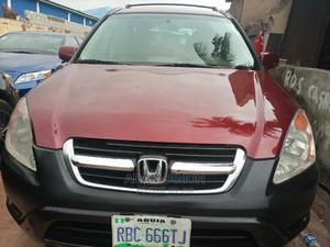 Honda CR-V 2005 2.0i ES Red | Cars for sale in Lagos State, Ikotun/Igando