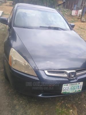 Honda Accord 2003 2.4 Automatic Blue | Cars for sale in Imo State, Owerri