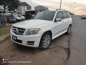 Mercedes-Benz GLK-Class 2012 350 4MATIC White | Cars for sale in Abuja (FCT) State, Gwarinpa