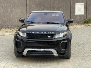 Land Rover Range Rover Evoque 2012 Dynamic Black   Cars for sale in Lagos State, Lekki