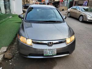 Honda Civic 2008 Gray | Cars for sale in Lagos State, Yaba