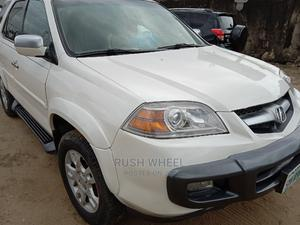 Acura MDX 2005 White   Cars for sale in Rivers State, Port-Harcourt
