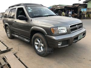 Nissan Pathfinder 2003 SE AWD SUV (3.5L 6cyl 4A) Gray | Cars for sale in Lagos State, Ikeja