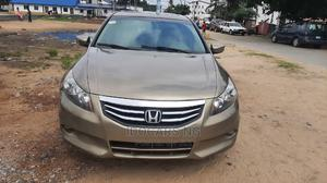 Honda Accord 2009 EX V6 Automatic Gold | Cars for sale in Lagos State, Surulere