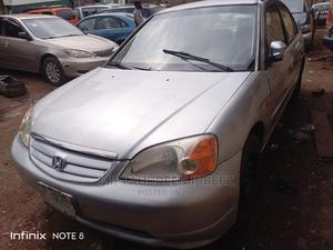 Honda Civic 2002 Silver | Cars for sale in Lagos State, Ifako-Ijaiye