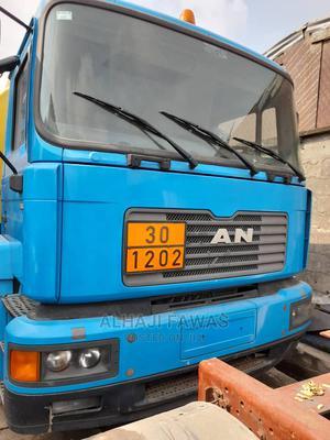 Man Diesel Tanker   Trucks & Trailers for sale in Lagos State, Alimosho