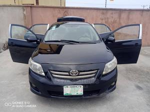 Toyota Corolla 2008 Black | Cars for sale in Lagos State, Lekki