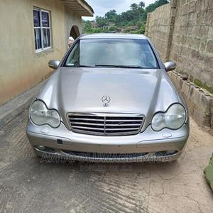 Mercedes-Benz C240 2004 Silver | Cars for sale in Osun State, Osogbo