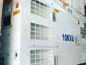 10kva Perkins Soundproof Generator   Electrical Equipment for sale in Lagos State, Ikeja