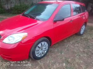 Toyota Matrix 2004 Red   Cars for sale in Lagos State, Alimosho