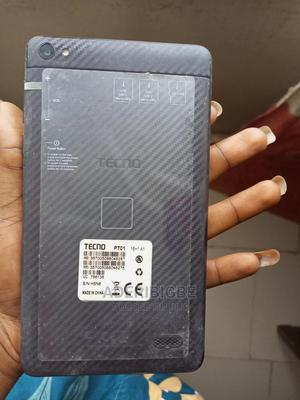 Tecno DroiPad 7D 16 GB Black | Tablets for sale in Oyo State, Atiba