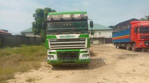 Nigeria Used Xf Daf With Open Roof Trailer Body | Trucks & Trailers for sale in Lagos State, Ajah